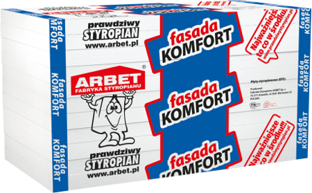 Arbet FASADA KOMFORT 0,042 3cm