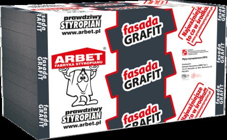Arbet Styropian FASADA GRAFIT 0,031 11cm