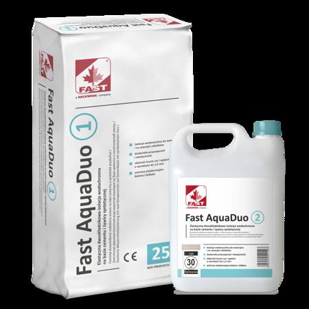 FAST AQUADUO 2K elastyczna izolacja 35kg
