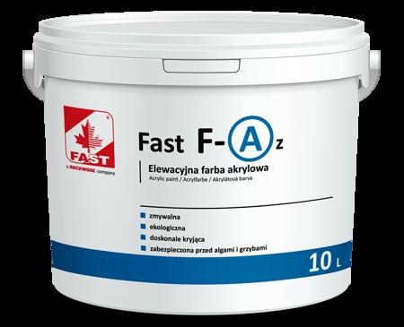 FAST F-AZ farba akrylowa -zewnętrzna 4L
