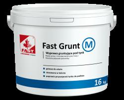 FAST GRUNT M Wyprawa gruntująca pod tynki 6,4kg
