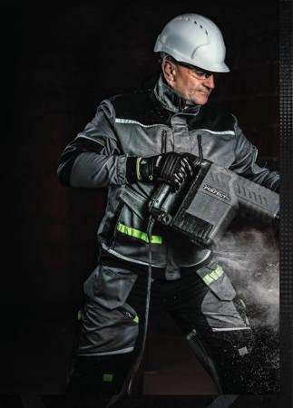 PowerMAX Bluza Kurtka robocza HEAVYLINE