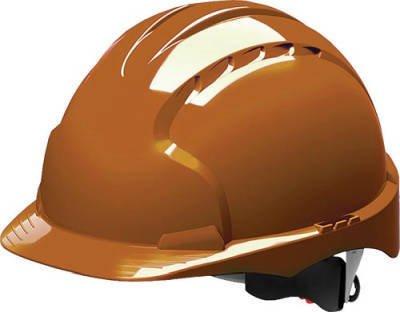 Stalco Hełm przemysłowy EVO3 pomarańczowy
